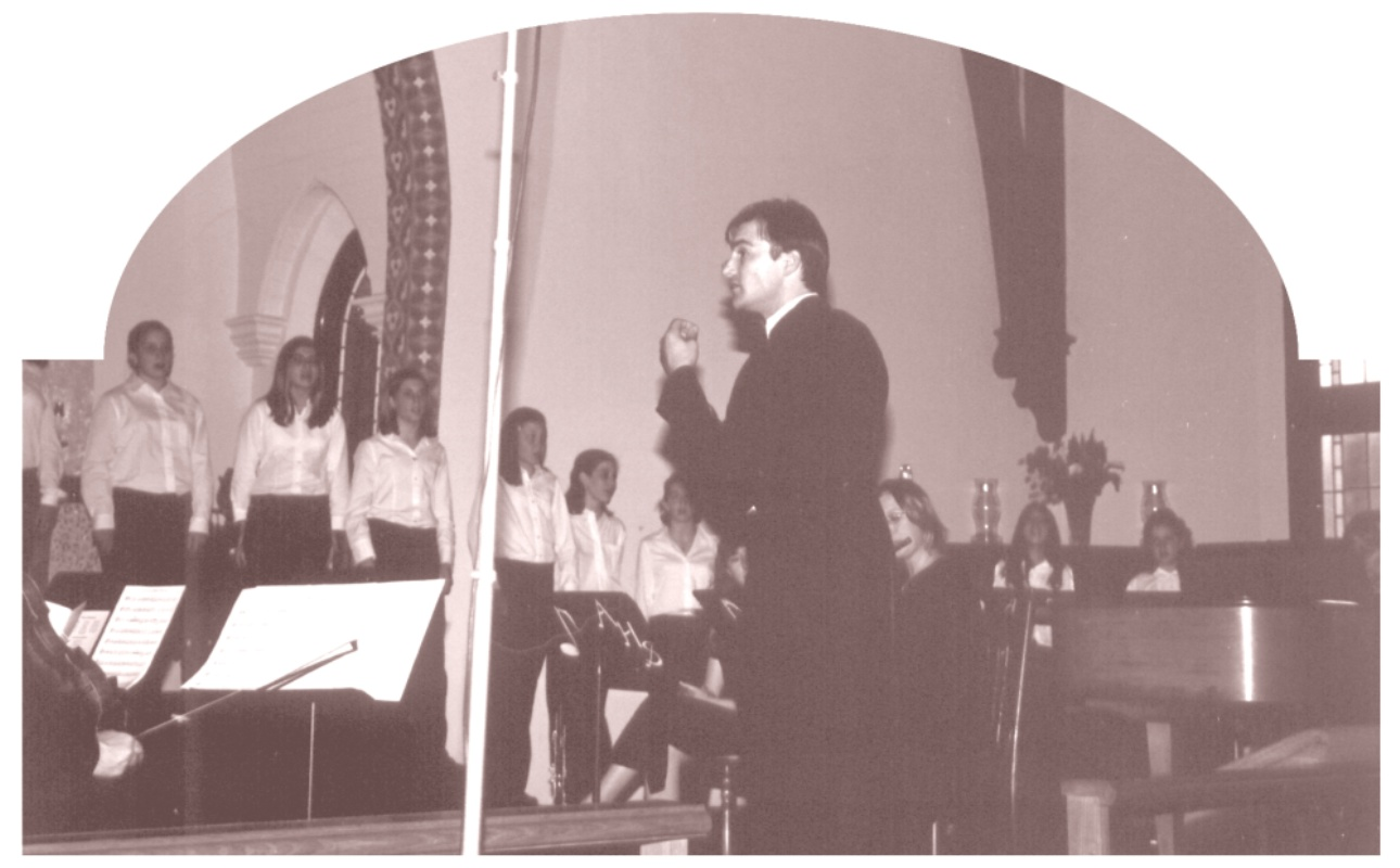 Inagural Concert with the ACC - Ione  Methodist Church
